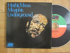 Herbie Mann – Memphis Underground - CD LP Style - Atlantic/Rhino 2014