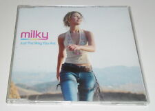 MILKY - JUST THE WAY YOU ARE - 2002 UK 3 TRACK CD SINGLE