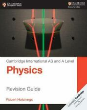 Cambridge International AS and A Level Physics by Robert Hutchings (2015,...