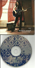 MICHELLE BRANCH the Spirit Room Different Art CARDED SLEEVE ADVNCE PROMO DJ CD