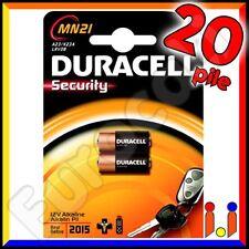 Batterie Alcaline DURACELL Security DRB212 MN21 12V 1.5W (2 pcs)