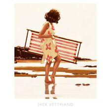 "JACK Vettriano ""Sweet Bird of Youth (Studio)"" stampa di qualità"