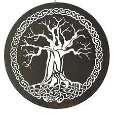 Celtic Tree Metal Garden Wall Art - Australian Made