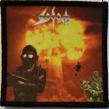 SODOM -  printed patch - FREE SHIPPING !!!!!