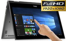 "DELL 15.6"" Full-HD TouchScreen Intel Core i3 8GB 1TB Convertible 2-in-1 Laptop"