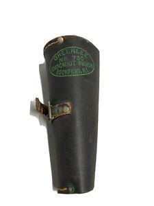 Vintage GREENLEE No.735 Knockout Punch Set