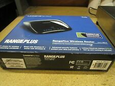 Linksys by Cisco WRT110 wireless Range Plus G-4 Port 10/100 Router WIFI