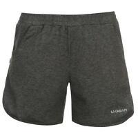 La Gear Shorts Black Size 6 8 10 12 14 16 18 20 NEW Inter Lock Womens Sports