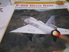 Fliegen 4: Karte 37 Convair F 106 Delta Dart
