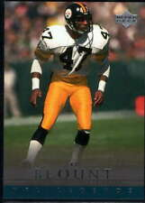 Mel Blount 2000 Upper Deck Legends #61 Steelers