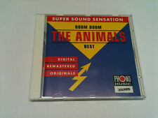 The Animals - BOOM BOOM - BEST Audiophile ZOUNDS CD>House Of The Rising Sun..