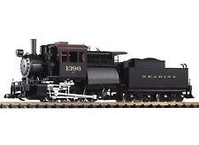 PIKO G SCALE RDG CAMELBACK 0-6-0 LOCO 1396 WITH SOUND & SMOKE | BN | 38244