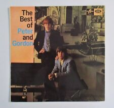PETER AND GORDON - THE BEST OF - VERY RARE 1967 AUSSIE MONO LP - BEATLES RELATED
