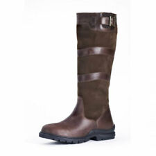 470800 Ovation Women's Edin Country Boot Brown NEW