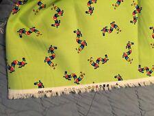 Children's Fabric - Inchworm
