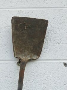 "VINTAGE/ANTIQUE ""HAND FORGED"" FIREPLACE SHOVEL / 1-15A"