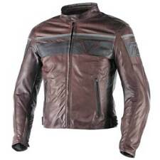 Blousons d'été marrons epaule pour motocyclette