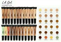 3 X LA Girl PRO CONCEALER HD UK SELLER 100% AUTHENTIC 24 SHADES