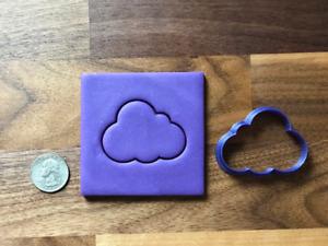 Cloud Polymer Clay Cutter
