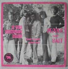 "PEPPER & SALT It was yesterday today (LISTEN) RARE 7"" 1969 pop-nederbiet HOLLAND"
