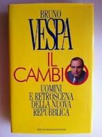 Il Cambio,Bruno Vespa  ,Arnoldo Mondadori Editore,1905