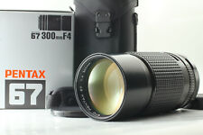 【Brand New】 Pentax SMC P 300mm f4 Prime Lens for 6x7 67 67II  from JAPAN #76