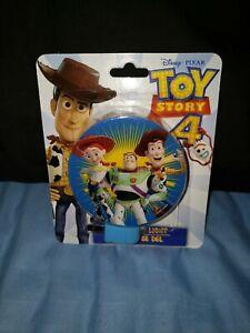 Toy Story 4 Night Light LED Disney Pixar Woody Buzz Lightyear & Jessie