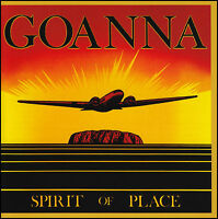 GOANNA - SPIRIT OF PLACE CD w/BONUS Trax ~ SHANE HOWARD *NEW*