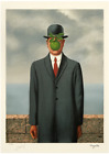 Son of Man Lithograph signed and numbered 54/750