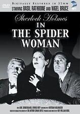Sherlock Holmes Spiderwoman 0030306754697 DVD Region 1 P H