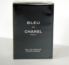 Chanel  BLEU DE CHANEL  100ml  Eau de Parfum Spray NEU in FOLIE