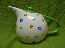 Home Interiors Confetti Teapot