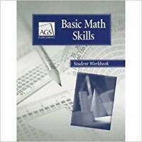 AGS Basic Math Skills Student Workbook 2003 Edition