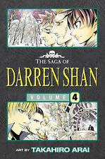 Vampire Mountain (Saga of Darren Shan Manga Edtn)-ExLibrary