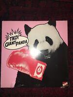 """Giant Panda T.K.O. Tres Records TR396-012  Vinyl, 12"""" sealed NEW"""