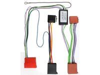 Aktivsystem Radio Adapter AUDI A2 A3 A4 A6 A8 Mini ISO Stecker AIV 630092