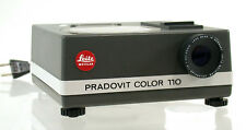 LEICA Pradovit Color 110 Pocket 13x17 rare slide projector Diaprojektor /18