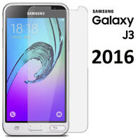 New Tempered Glass Screen Protector Protective Film For Samsung Galaxy J3 2016
