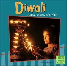 Diwali: Hindu Festival of Lights (Holidays and Culture)-ExLibrary