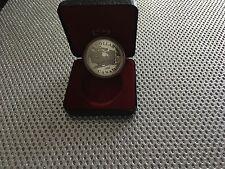 Canada silver dollar 1981