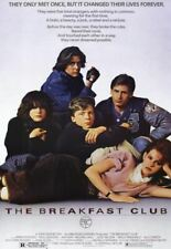 Breakfast Club by John Hughes Movie Classic Poster 24x36 - Wall Art Print Photo