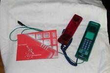 Telefon Swatch Twinphone 90er Jahre seltene Farbkombination
