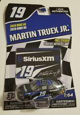 Martin Truex Jr Nascar Authentics 2020 Wave 05 1:64 Sirius XM Brand New