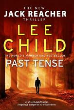 Past Tense: (Jack Reacher 23) By Lee Child Hardcover Book New