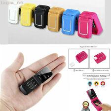 J9 Mini Flip Phone Bluetooth Dialer Smallest Mobile Phone For Kids S0N4 Phone