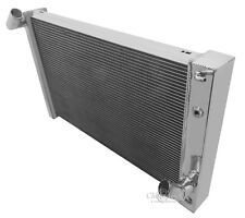 1969 1970 1971 1972 CHEVY CORVETTE 3 Row Aluminum Champion WR Radiator CC1215