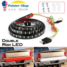 "60"" LED STRIP TAILGATE LIGHT BAR REVERSE BRAKE SIGNAL For CHEVY FORD DODGE TRUCK"