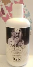 IGK INSTAFAMOUS BLONDE CONDITIONER 8OZ **FREE SHIPPING**