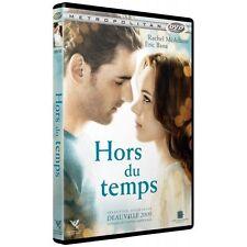 """DVD """"Hors du temps"""" - Eric Bana      Neuf sous blister"""