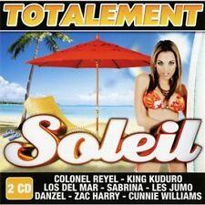 CD NEUF scellé - TOTALEMENT SOLEIL / Edition 2 CD - 36 Titres -C60